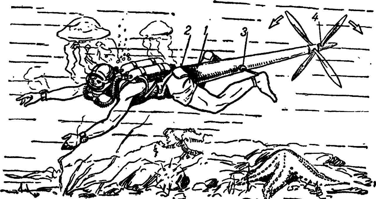 Аквапед своими руками 64