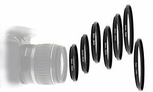 Повышающие и понижающие резьбовые кольца-адаптеры
